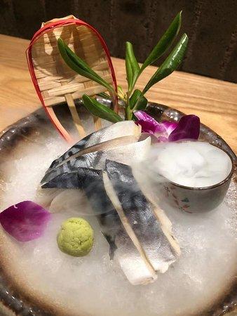 My favorite sashimi dish.