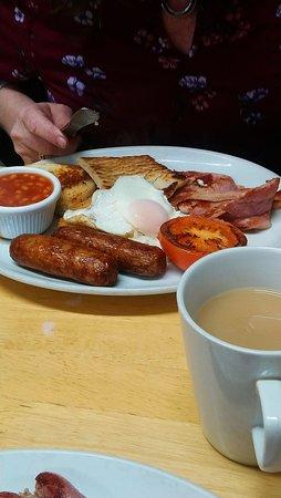 Aughnacloy, UK: Yummy breakfast