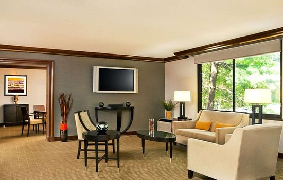Woodcliff Lake, نيو جيرسي: Guest room
