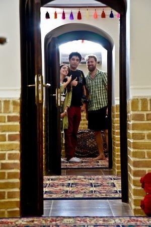 Garmsar, Iran: view in private rooms