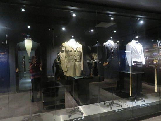Naval Uniforms, The Museo Naval, Puerto Vallarta, Mexico