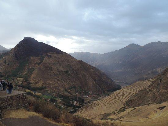 Heiliges Tal der Inkas Ganztages Tour ohne Eintrittsgebühr: Great view of the mountains