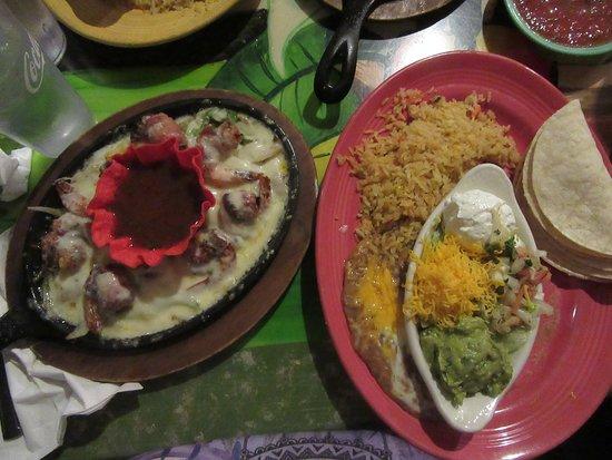 Camarones Monterrey