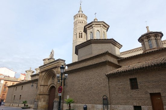 Iglesia de San Pablo, Zaragoza