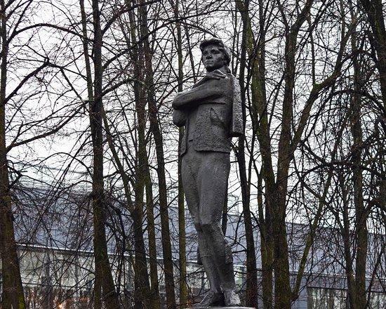 Fyodor Volkov Monument