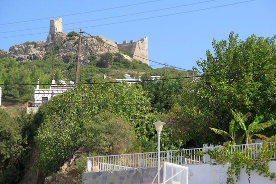 first sight of castle