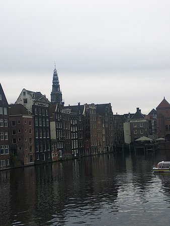 Weekend in the Amsterdam