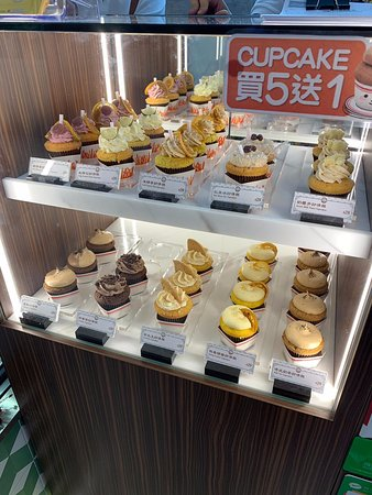 茶餐廳系列cupcakes