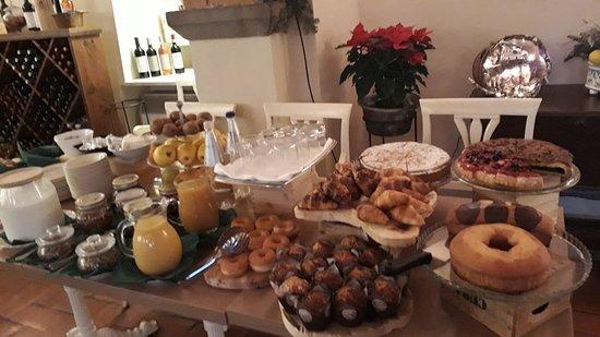 Una colazione davvero memorabile