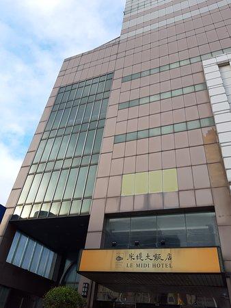 Le Midi Hotel, Zhongli, Taoyuan, Taiwan.