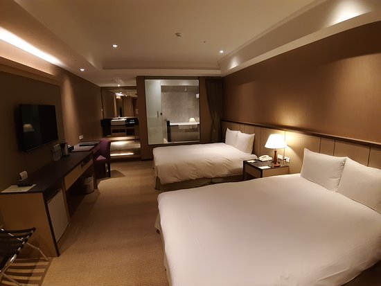 Clean, spacious and comfortable beds.