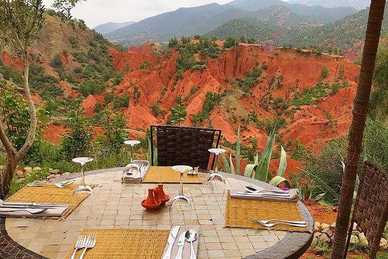 马拉喀什私人一日游-奥里卡山谷每人含午餐