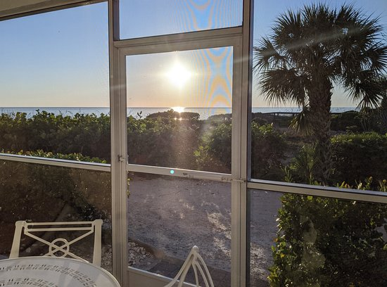What an introduction to Sanibel!