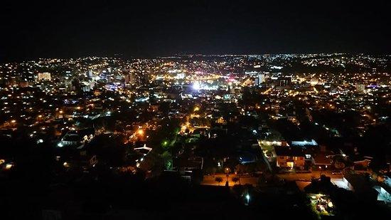 Hermosa vista desde la terraza