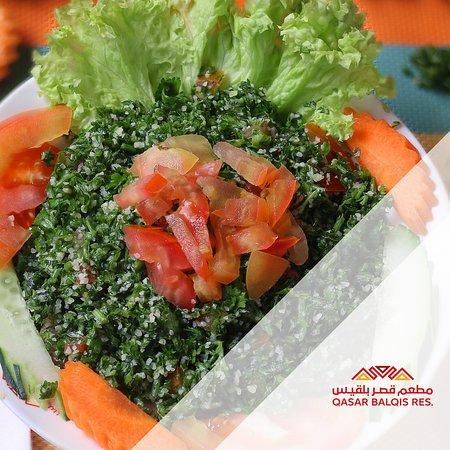 Salad is gold specially if its made by Qasar Balqis 😋 ⠀ 沙拉是黃金,特別是如果它是由Qasar Balqis完成的😋 ⠀ السلطة هي من اساسيات الاكل تعتبر بمثابة الذهب , خصوصاً اذا كانت في مطعم قصر بلقيس 😋 ⠀⠀ -⠀ #ArabicFood ⠀ #MalaysiaFood ⠀ #ArabFood ⠀ #QasarBalqis⠀ #YemeniFood ⠀ #Halal ⠀ #Catering ⠀ #Nasi ⠀ #Makan