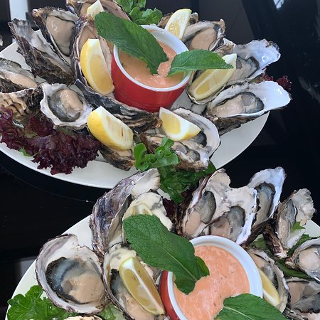 Our delicious coffin bay oysters