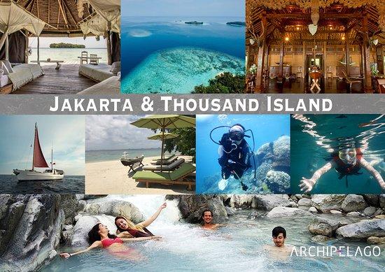 Thousand Islands, Indonesien: Jakarta & Thousand Island Tour Program