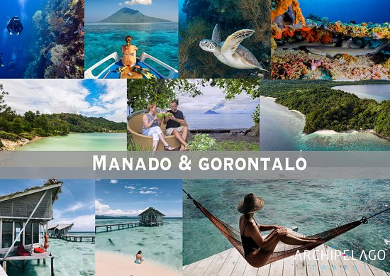 מנדו, אינדונזיה: Sulawesi Island Tour Program : Manado (Bunaken, Lembeh, Bangka) , Gorontalo, Wakatobi, Makassar