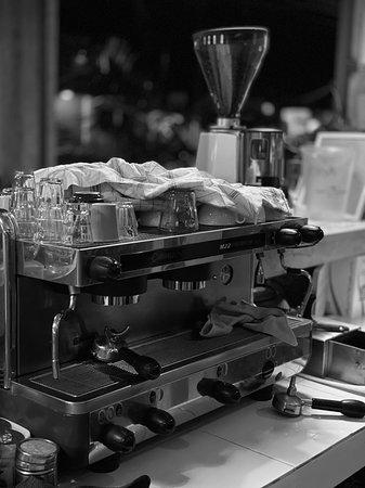 #Cimballi coffee machine