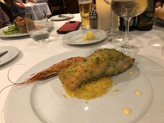 Costa Luminosa: Taurus Restaurant