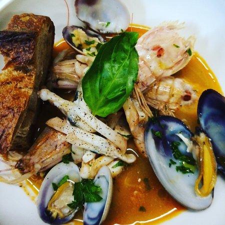 Risto-Pescheria Beauty Sea And Food
