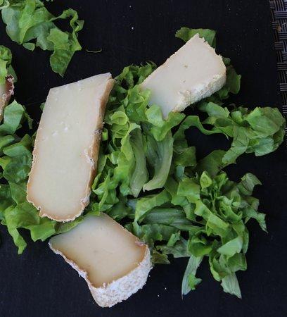 L'assiette de fromage à 11€