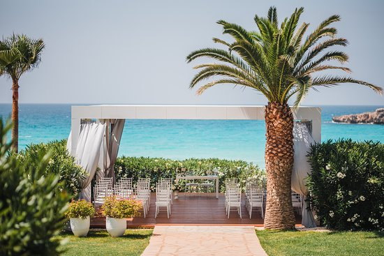 wedding gazebo - Picture of Nissi Beach Resort, Ayia Napa - Tripadvisor