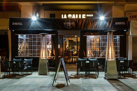 La Calle Burger Sevilla Mairena del Aljarafe