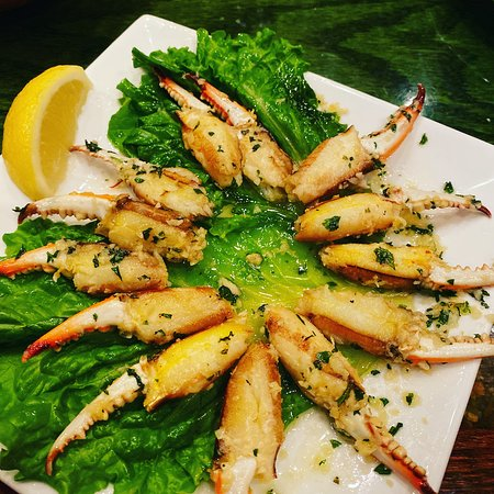 Garlic Blue Crab Claws - KINGCRABCHICAGO.COM