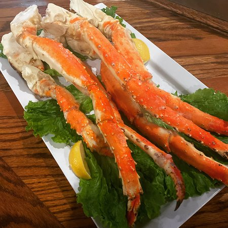 COLOSSAL JUMBO KING CRAB LEGS - kingcrabchicago.com