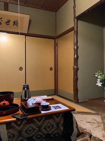 My room at Muryoko.