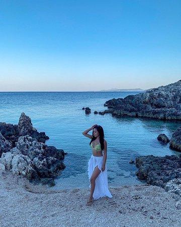 #zakynthos #zakinthos #greece #dreamy #romantic #sunset #nobelos #travel #travels #travelgram