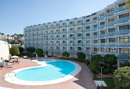 Playa del Inglés, Espagne : Piscina/Pool