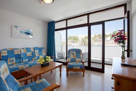 Playa del Inglés, Espagne : Salón/ Living -room