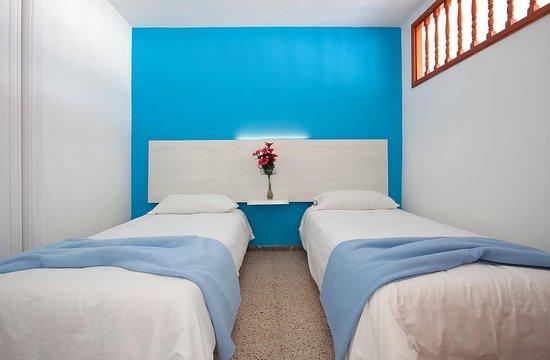 Playa del Inglés, Espagne : Dormitorio/Bedroom