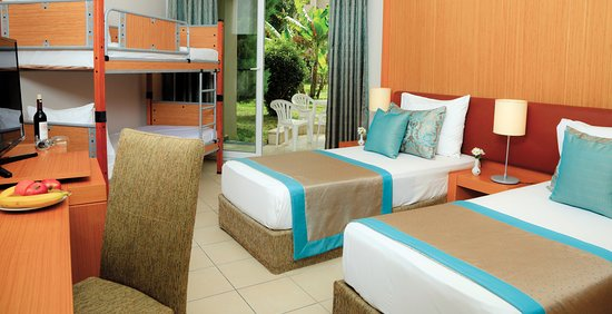 Family Room with Bunkbed