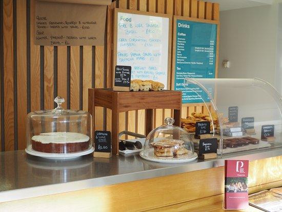 The Pallant Restaurant & Cafe