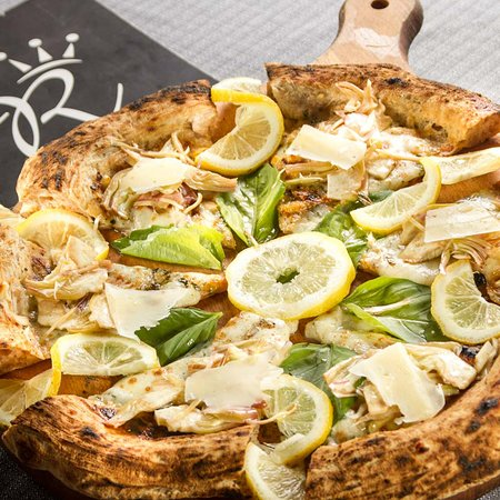 Pizza Carciofina
