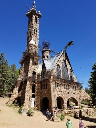 Bishops Castle , Rye CO
