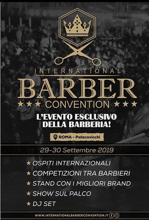 San Dona Di Piave, Olaszország: barber shop