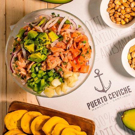 Desde Puerto Mancora llegan los mejores Ceviches para ti