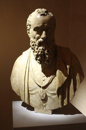 Busto del Vasari