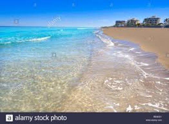 Denia Beach