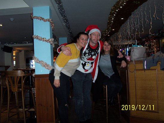 Merry Christmas Fun at the F & L Inn, on Wednesday 11th December 2019.