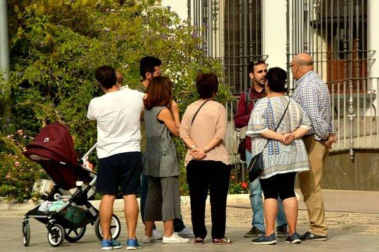 Priego de Cordoba, Espanja: Visita de grupo familiar, Priego de Córdoba.