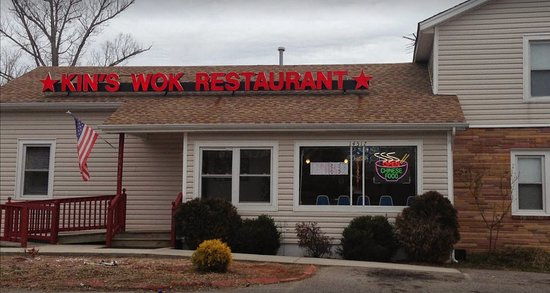 Kin's Wok. Delicious Chinese cuisine, located in Dinwiddie County, VA.