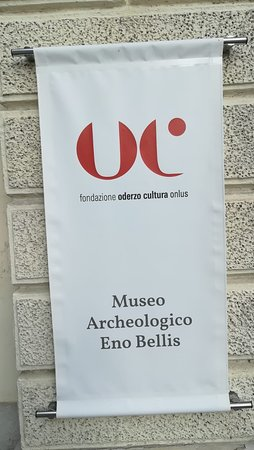 "Oderzo, Taliansko: Museo Archeologico ""Eno Bellis"""