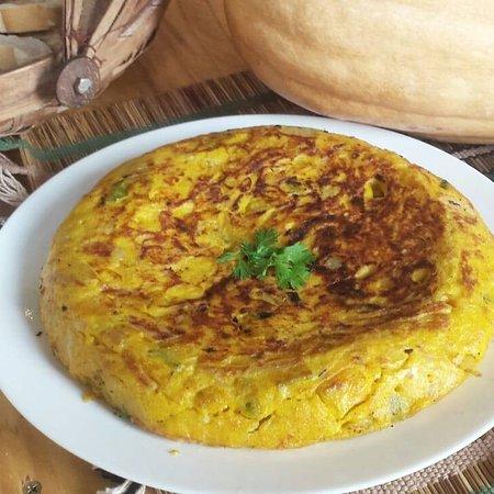 Tortilla espanhola,