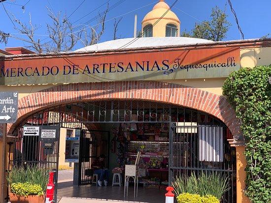 Mercado de Artesanias Tequisquiapan