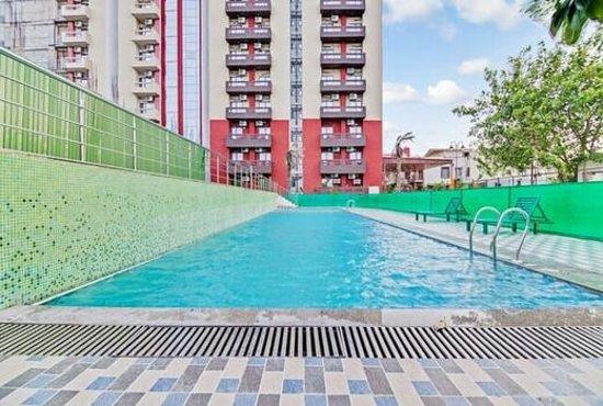 Vrindavan, India: Resort outdoor Facilities